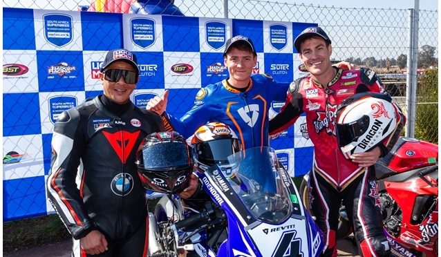 CLEAN SWEEP FOR ODENDAAL AT ZWARTKOPS