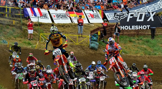 MXGP RETURNS TO EUROPE IN LOKET