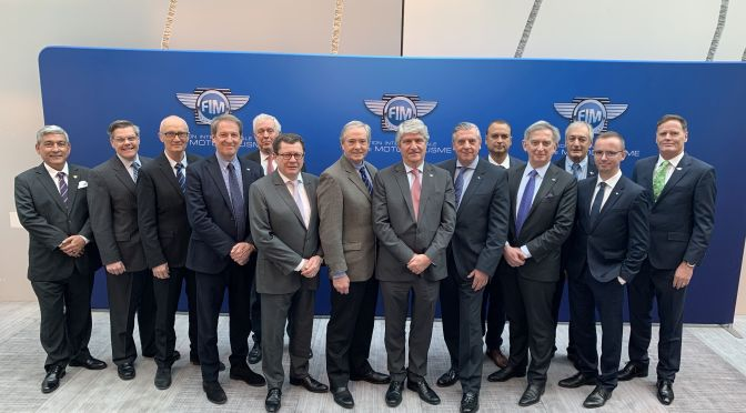 FIRST MEETING OF THE  FIM BOARD OF DIRECTORS IN 2020