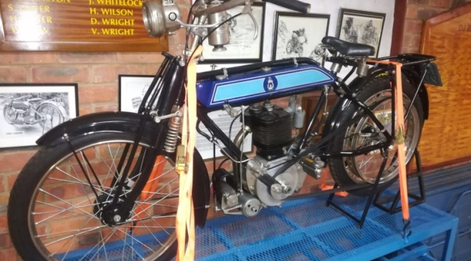 CLASSIC MOTORCYCLES AT THE KNYSNA MOTOR SHOW – IT'S ALL…