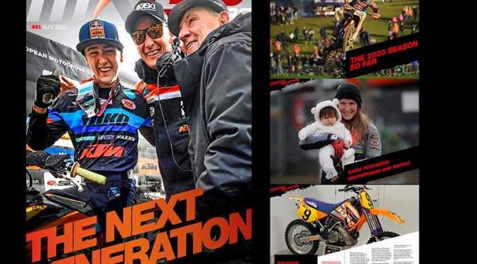 #81st Issue Of Mxgp Magazine Now Online!