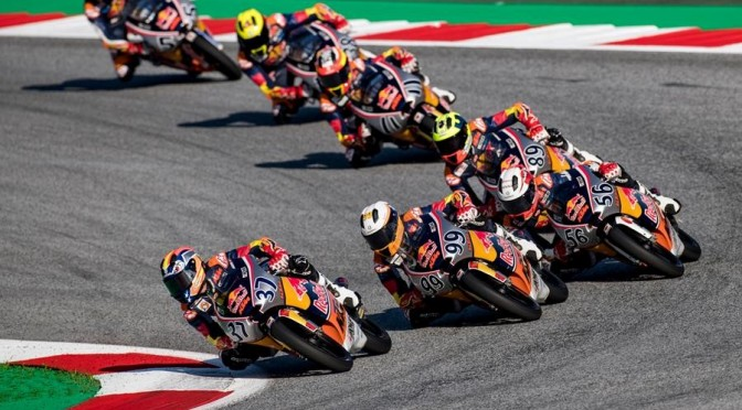 HOME RACE START FOR THE 2020 ROOKIES CUP SEASON