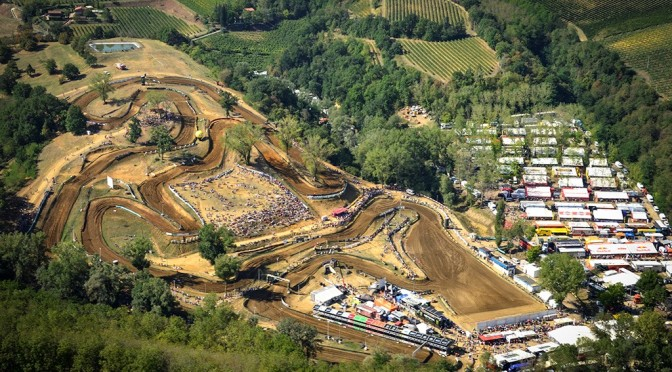 MXGP HEADS TO FAENZA FOR THE FIRST ITALIAN TRIPLE-HEADER