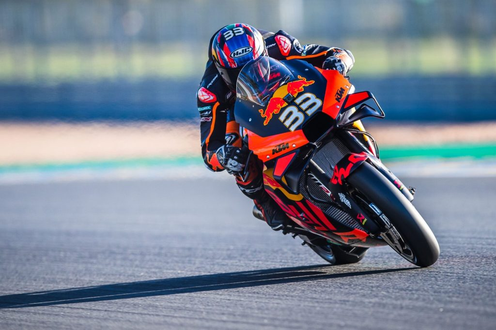 Brad Lines Up Seventeenth For The Frenchgp At Le Mans Fim Africa