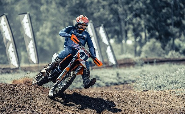 PURDON STORMS TO A DOUBLE VICTORY AT TERRA TOPIA