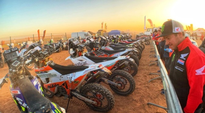 FIM, ASO, TEAMS & MANUFACTURERS HOLD RALLY SAFETY MEETING