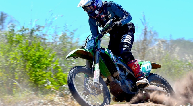 KAWASAKI SCORES FIRST CROSS COUNTRY PODIUM