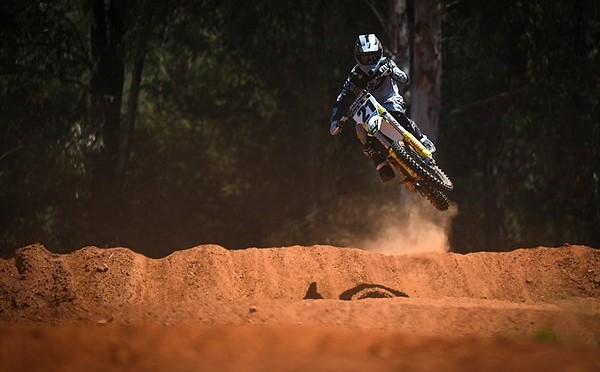 ROCKSTAR ENERGY HUSQVARNA SET FOR SANDY GQEBERHA