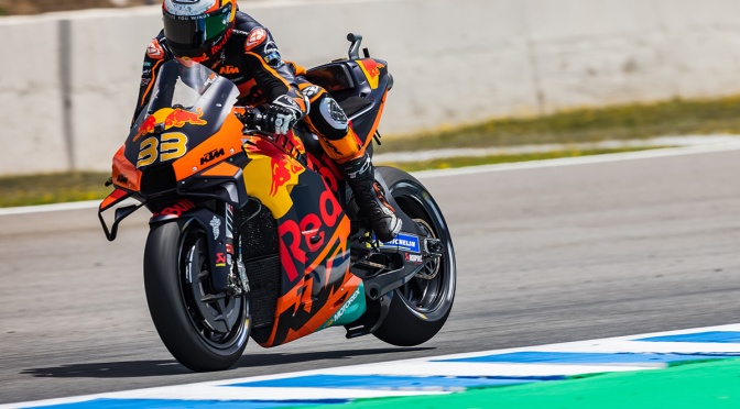 BRAD HAPPY WITH PACE AS HE LINES UP ELEVENTH ON THE #SPANISHGP GRID