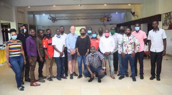 FMU TRAINS OFFICIALS AHEAD OF HOSTING THE AFRICAN MOTOCROSS OF ALL NATIONS CHAMPIONSHIP