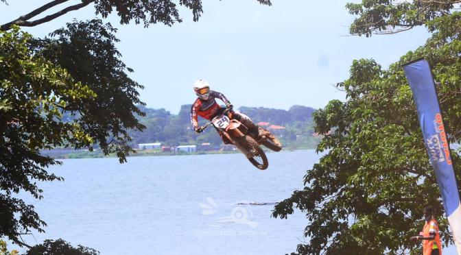SIX UGANDAN RIDERS OUT TO COMPETE WITH KENYANS IN THEIR MX ROUND.