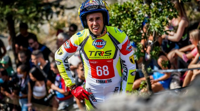 RAGA RULES ON DAY TWO IN ANDORRA!