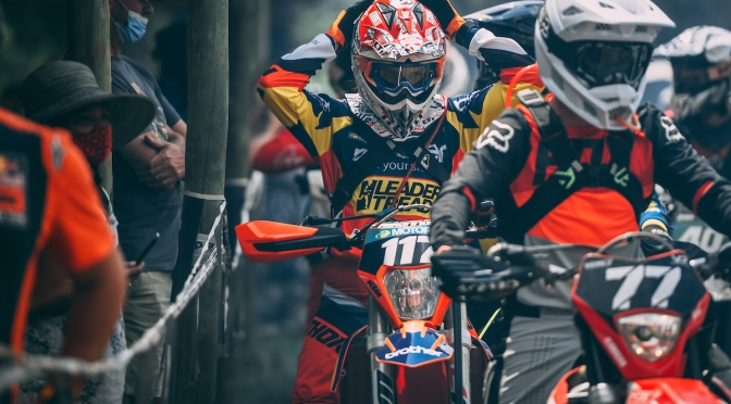 BACK-TO-BACK WEEKEND OF RACING FOR BROTHER LEADER TREAD KTM