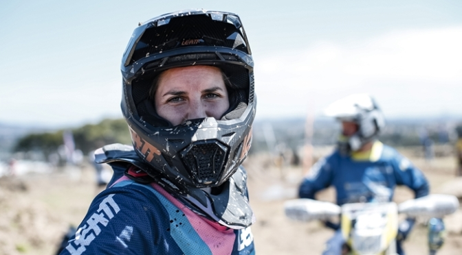SPAIN'S WOMEN RIDERS ARE READY FOR BATTLE