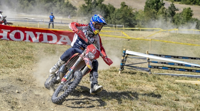 ISDE DAY THREE – ITALY AND USA MOVE FURTHER AHEAD
