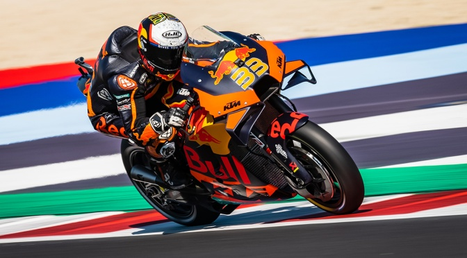 BRAD LINES UP 17TH ON MISANO GRID AFTER DIFFICULT QUALIFYING DAY