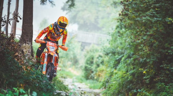 ISDE DAY ONE – ITALY TAKE CONTROL